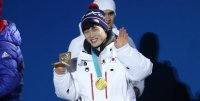 Yun wins Korea's first skeleton gold