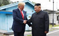 Trump invites Kim to White House