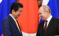 Russia, Japan make no visible progress on territorial spat