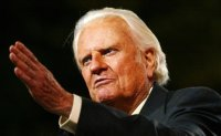 Evangelist Rev. Billy Graham dies