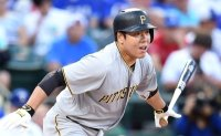 Pirates' Kang Jung-ho to undergo season-ending wrist surgery