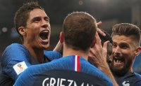 France edges Belgium to reach World Cup final