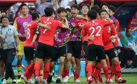 South Korea stuns Germany 2-0