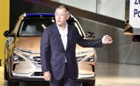 Chung Euisun aims to turn Hyundai Motor into future mobility firm