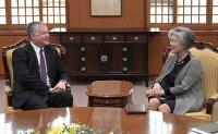 US envoy discusses ways for 4th inter-Korean summit