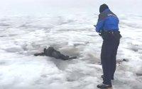 75년 전 실종됐던 부부 알프스 빙하에서 발견