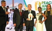 World taekwondo body wins best federation award