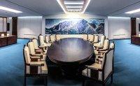 Summit venue renovated to symbolize reconciliation