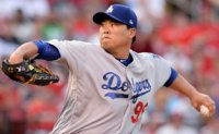 Ryu posts quality start, but Dodgers edged out