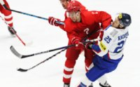 Korea routed 1-8 by Russians in men's ice hockey tune-up
