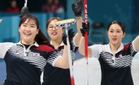 Korean curling sets up for rivalry match up against Japan
