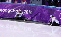 Disastrous day for Team Korea