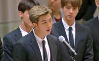 Should K-pop stars speak out about social issues?