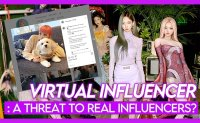 Virtual influencers now make more money than human