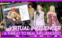 Virtual influencers now make more money than human