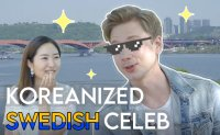 Foreigner in Korean show biz: 'How I make work fun'