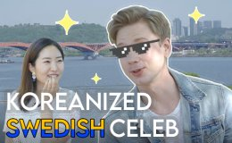 Foreigner in Korean show biz: 'How I make work fun' [VIDEO]