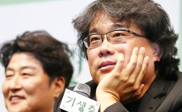 'Parasite' Director Bong Joon-ho greeted with a hero's welcome [VIDEO]