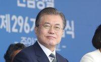Moon invites Kim Jong-un at summit in Busan