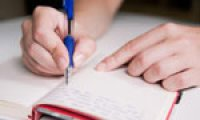 Expressive writing heals wound more quickly