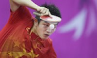 China's Xu wins gold in epic match