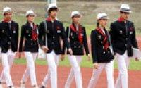 Evolution of Korean uniform for Summer Games