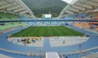 Daegu Stadium ready for athletes and fans