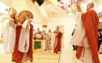 Korean Buddhist culture lures Parisiens