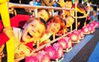 Lantern festival to light up world for harmony