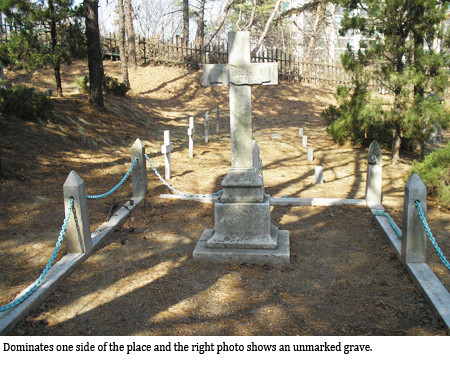 foreigners cemetery in incheon offers glimpse into history. Black Bedroom Furniture Sets. Home Design Ideas