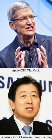 Is Apple losing grip in patent war with Samsung? (12/5 ...