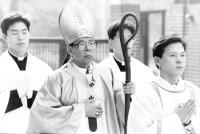 (30) Cardinal Kim Su-hwan who led major changes in Catholic Church
