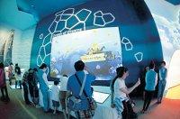 Pavilion presents UAE's development story to world