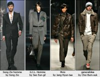 Masculinity Versus Androgyny in Mens Wear