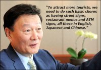 Small Changes Will Make Big Difference in Tourism