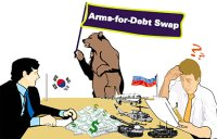 Seoul, Moscow Lock Horns Over Arms-for-Debt Swap