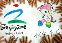 Back to Beijing for Paralympics