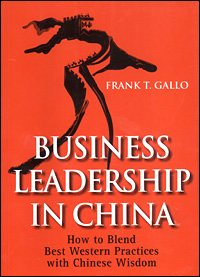China in Transition in Management Leadership Style