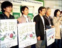 Participants Join Efforts to Offset Carbon Emission