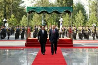 Korea, Uzbekistan enter new partnership era