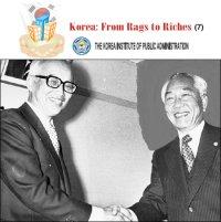 3 Pillars Fuel Korea's Economic Development
