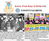 Korea's Labor Force: Muscle Behind Economic Miracle