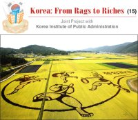 Unification Rice Helped Koreans Overcome Hunger