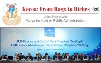Koreans setting example for development