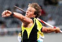 Norwegian javelin star to defend title