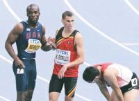 Men's 400 meters unpredictable