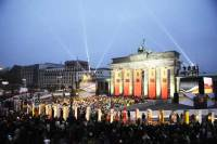 Germany upholds democracy and freedom
