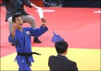 Olympics: Farcical scenes in Japan-Korea judo quarter-final