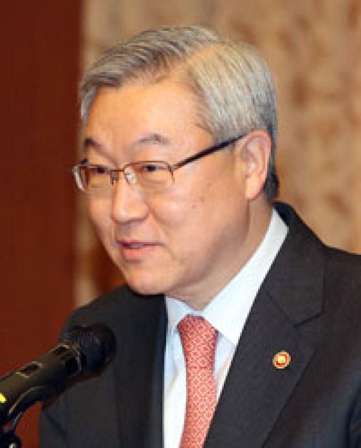 Kim Sung-hwanForeign Minister