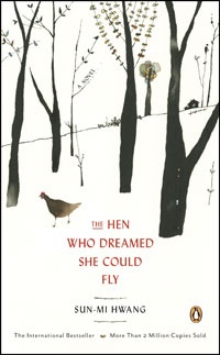 The English edition of 'The Hen Who Dreamed She Could Fly' includes illustrations by Japanese artist Nomoco. / Courtesy of Penguin Group